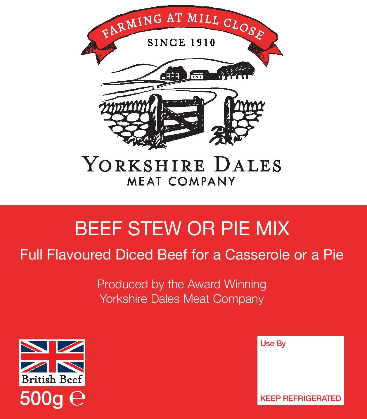 Beef Stew or Pie Mix